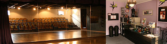 Click here to find out more about Barking Legs Theatre, Chattanooga's finest small venue.