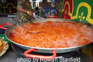 Moorish Feast at the 2007 Green Man Festival.